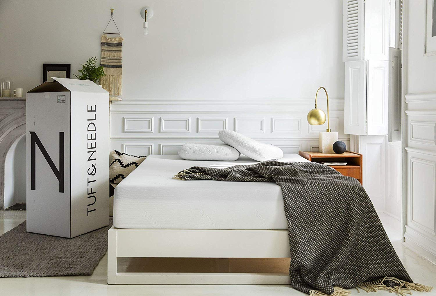 Assembly Tuft & Needle Queen Mattress