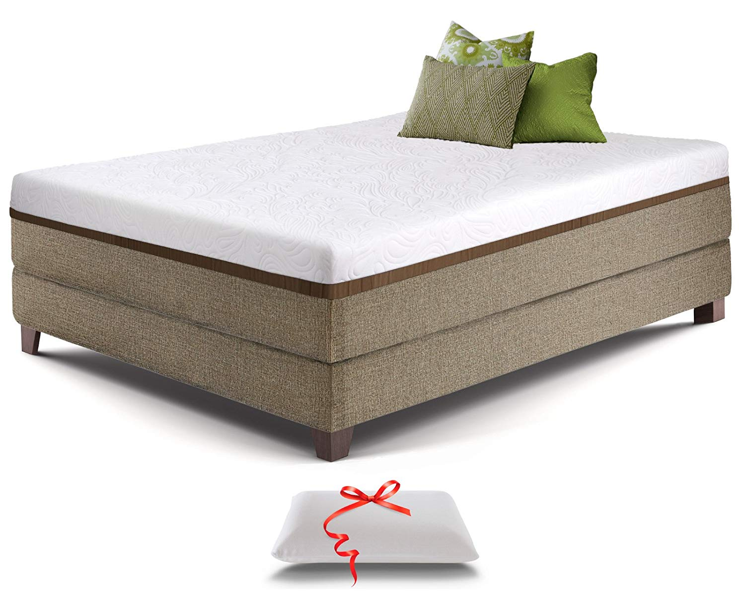 Live and Sleep Resort Ultra Memory Foam Mattress