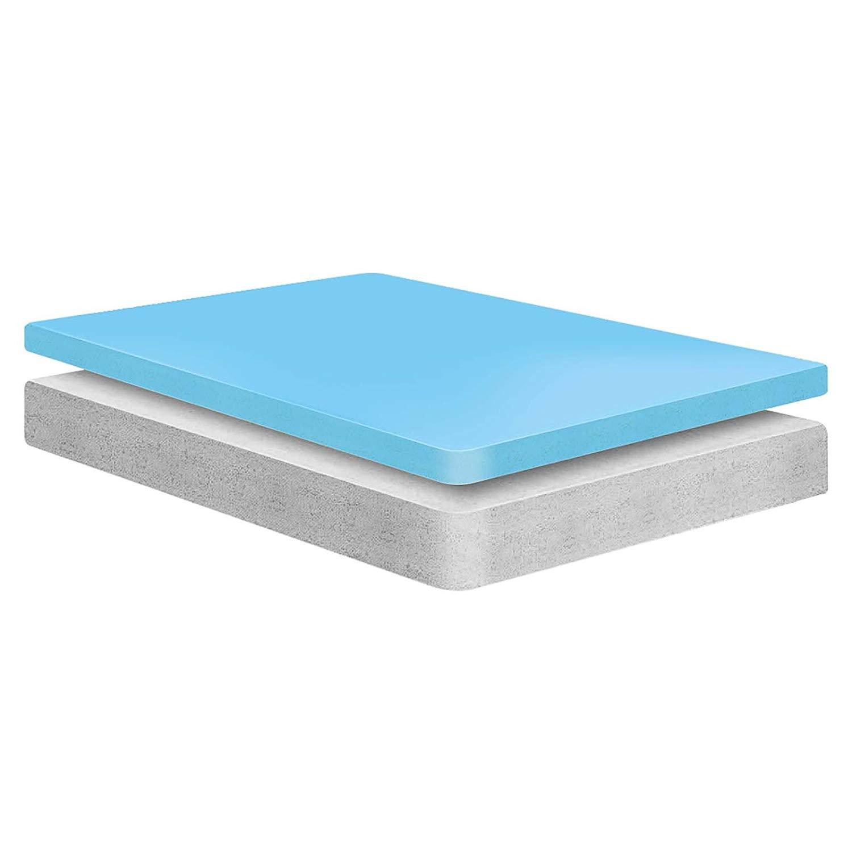 Modway Aveline 6 Inch Gel Infused Memory Foam Mattr