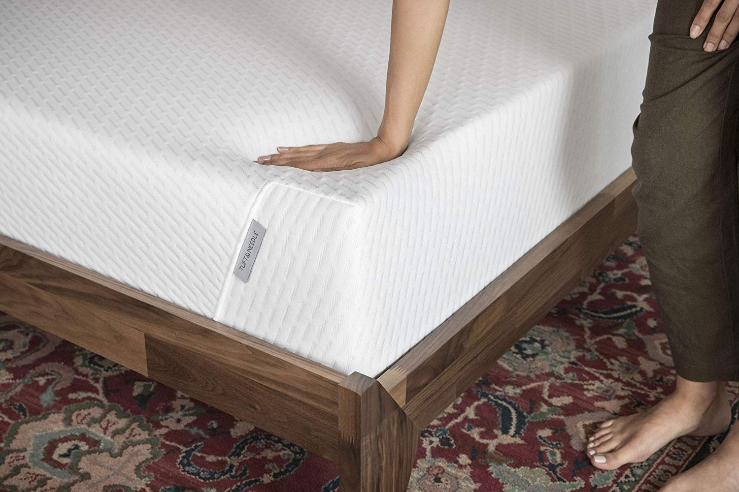 Performance Of Tuft and Needle memory foam mattress