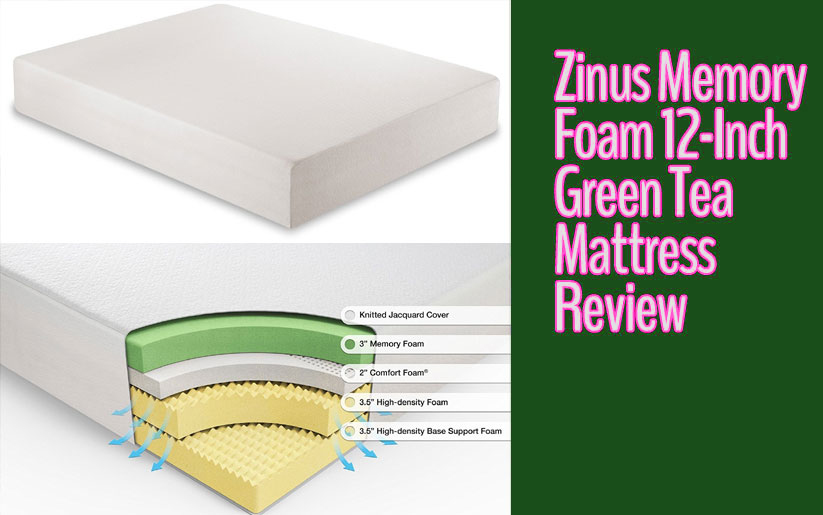 Zinus Memory Foam Mattress 12 inch