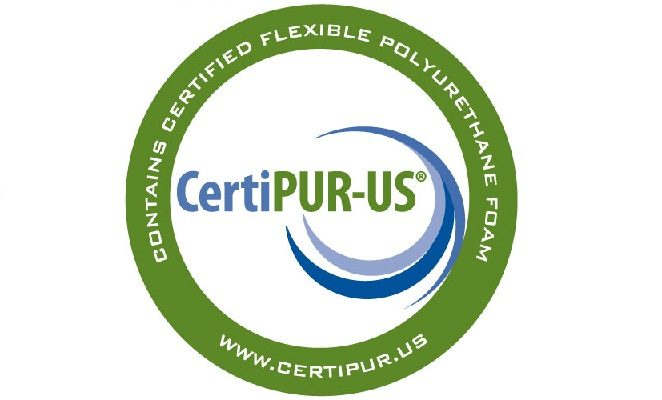 certified by the CertiPUR-US