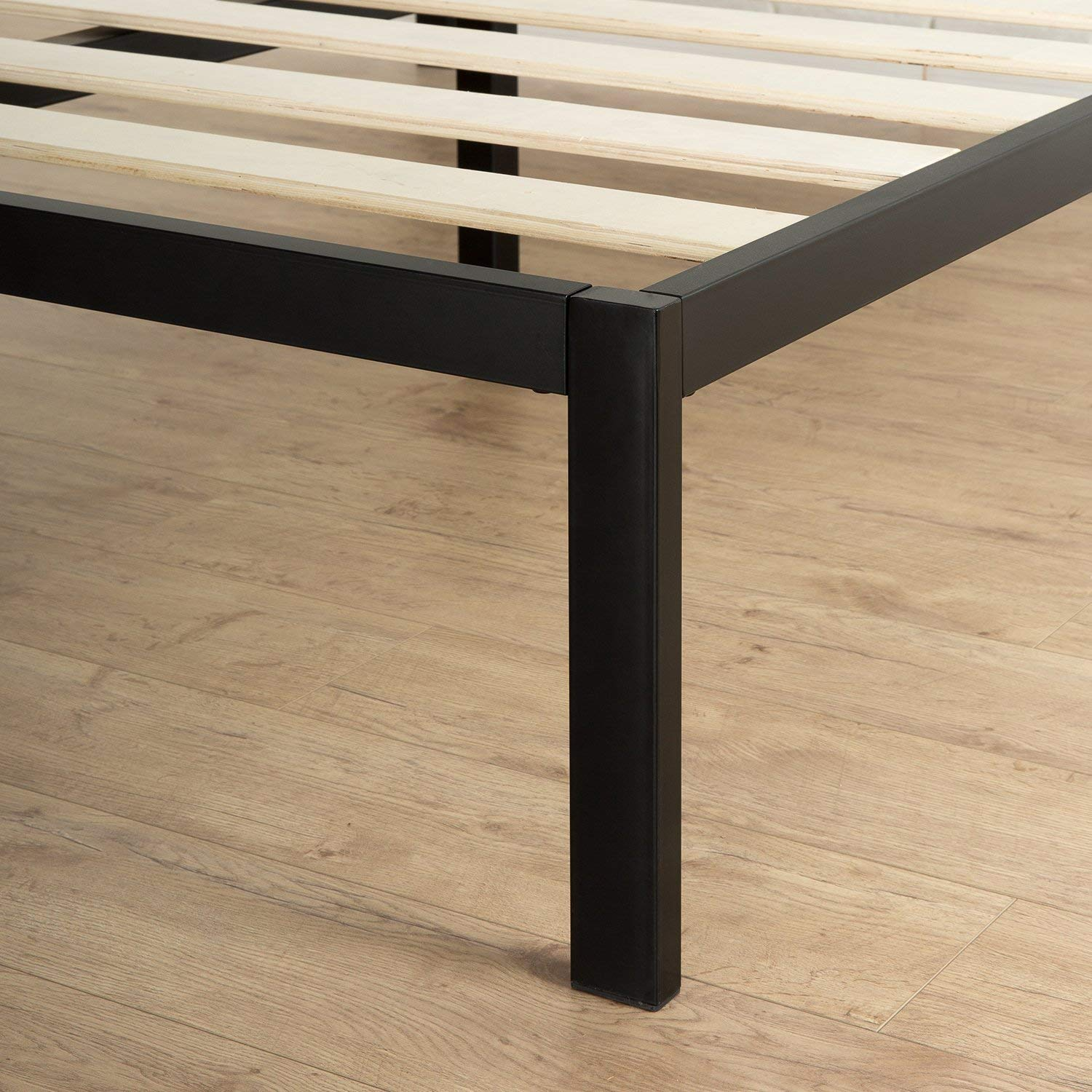 construction of zinus platform bed 1500H