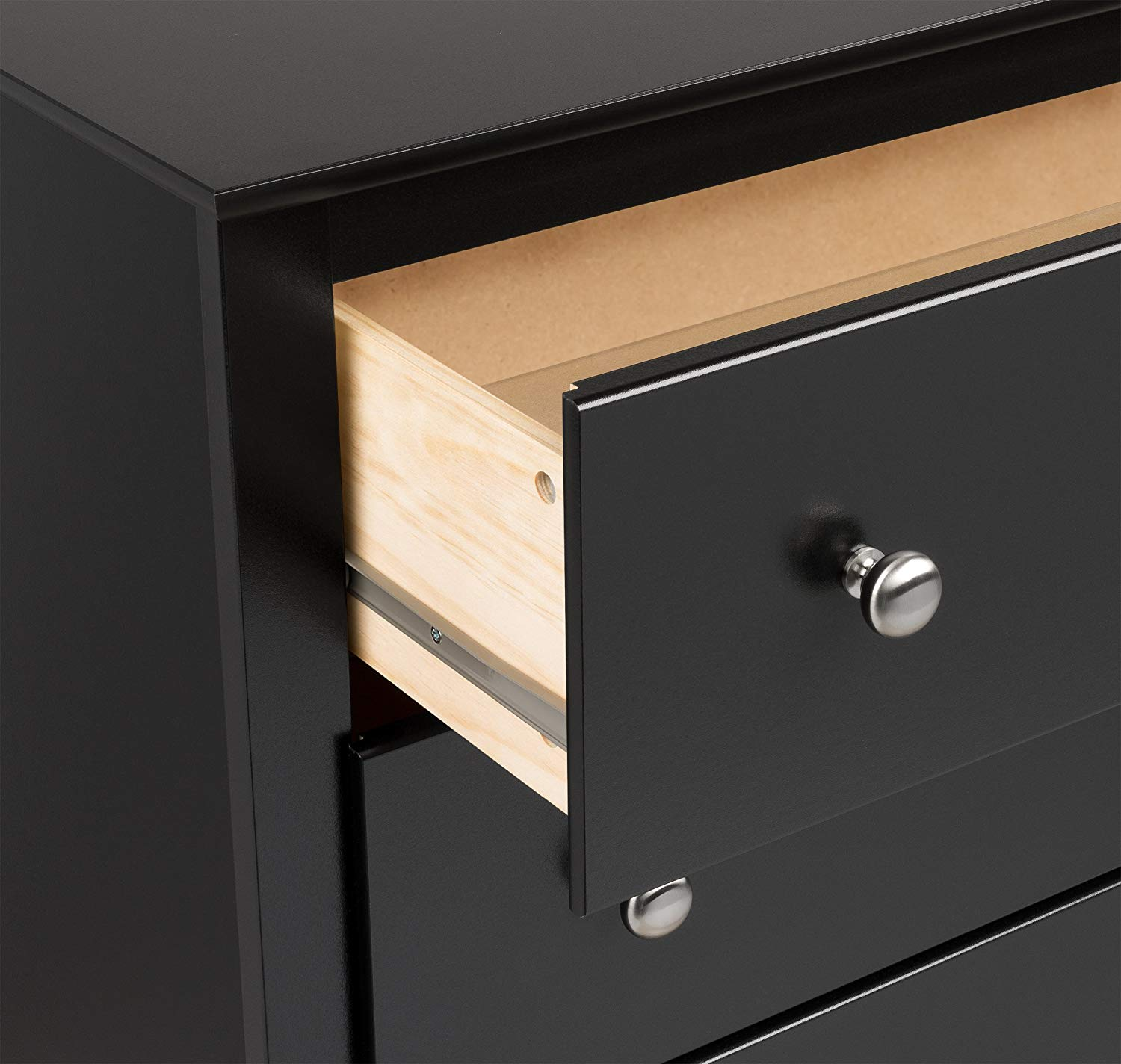 Black Sonoma Drawer quality