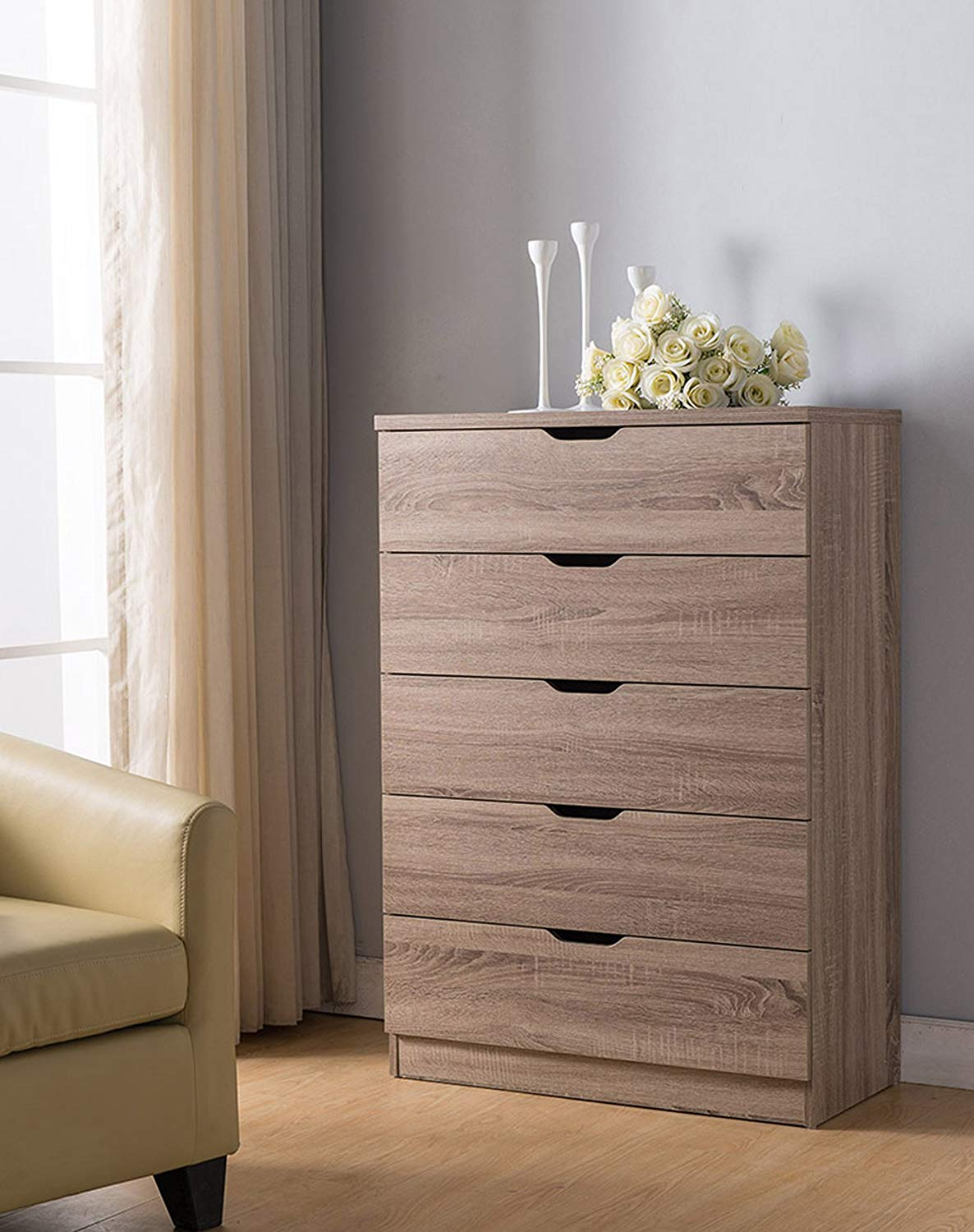Eltra K Series Smart Home 5 Drawers Bedroom Chest Review