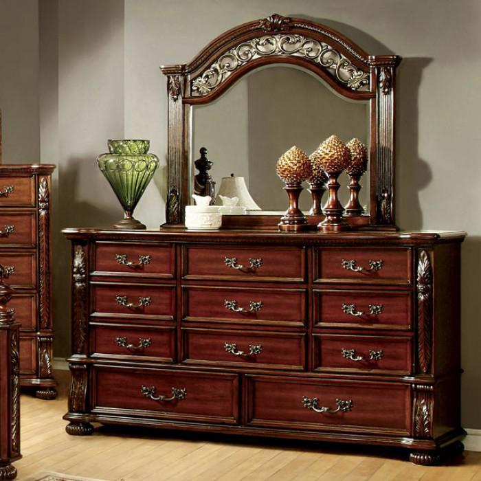 Traditional Style chest of dresser