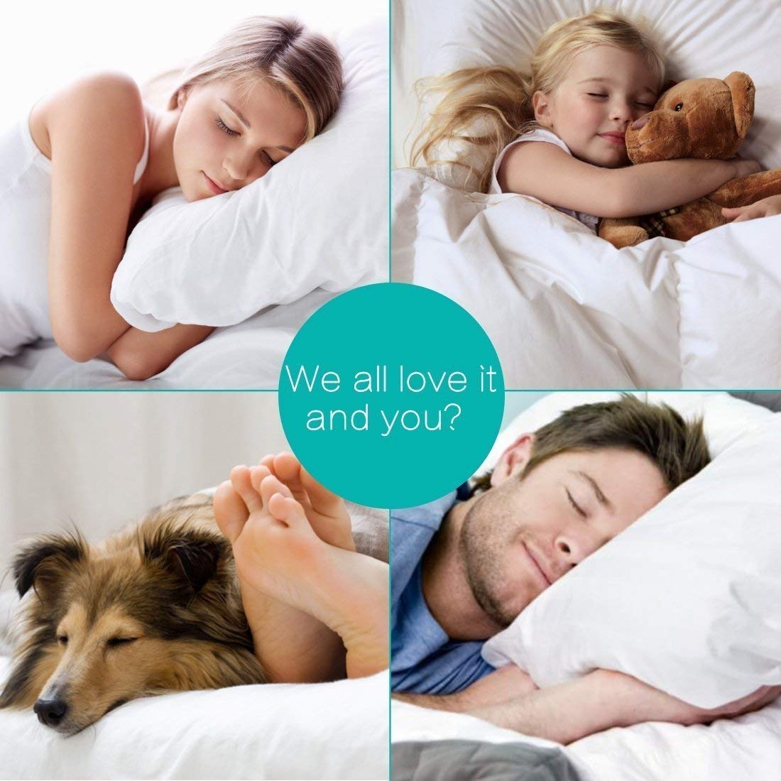 Everyone loves Tastelife Waterproof Mattress Protector