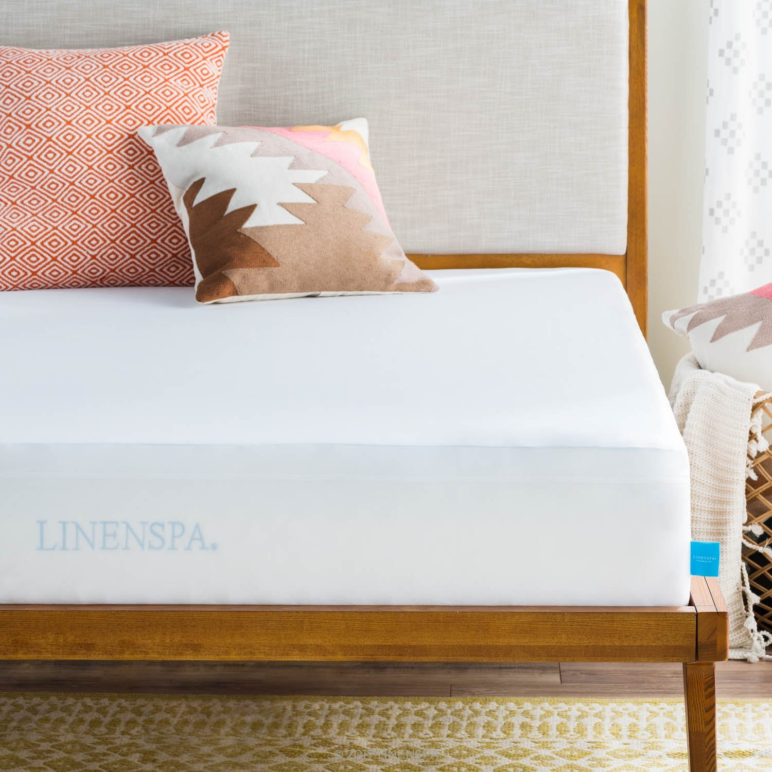 Linenspa Premium Waterproof Mattress Protector Review