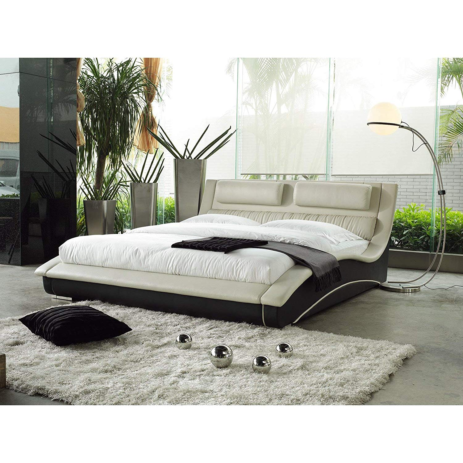 Best Quality Modern Wood Platform Bed