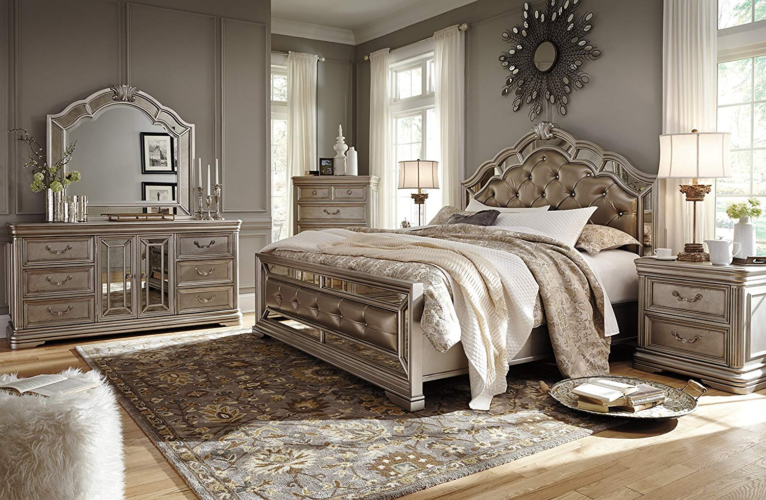 Best bedroom set for modern bedroom idea