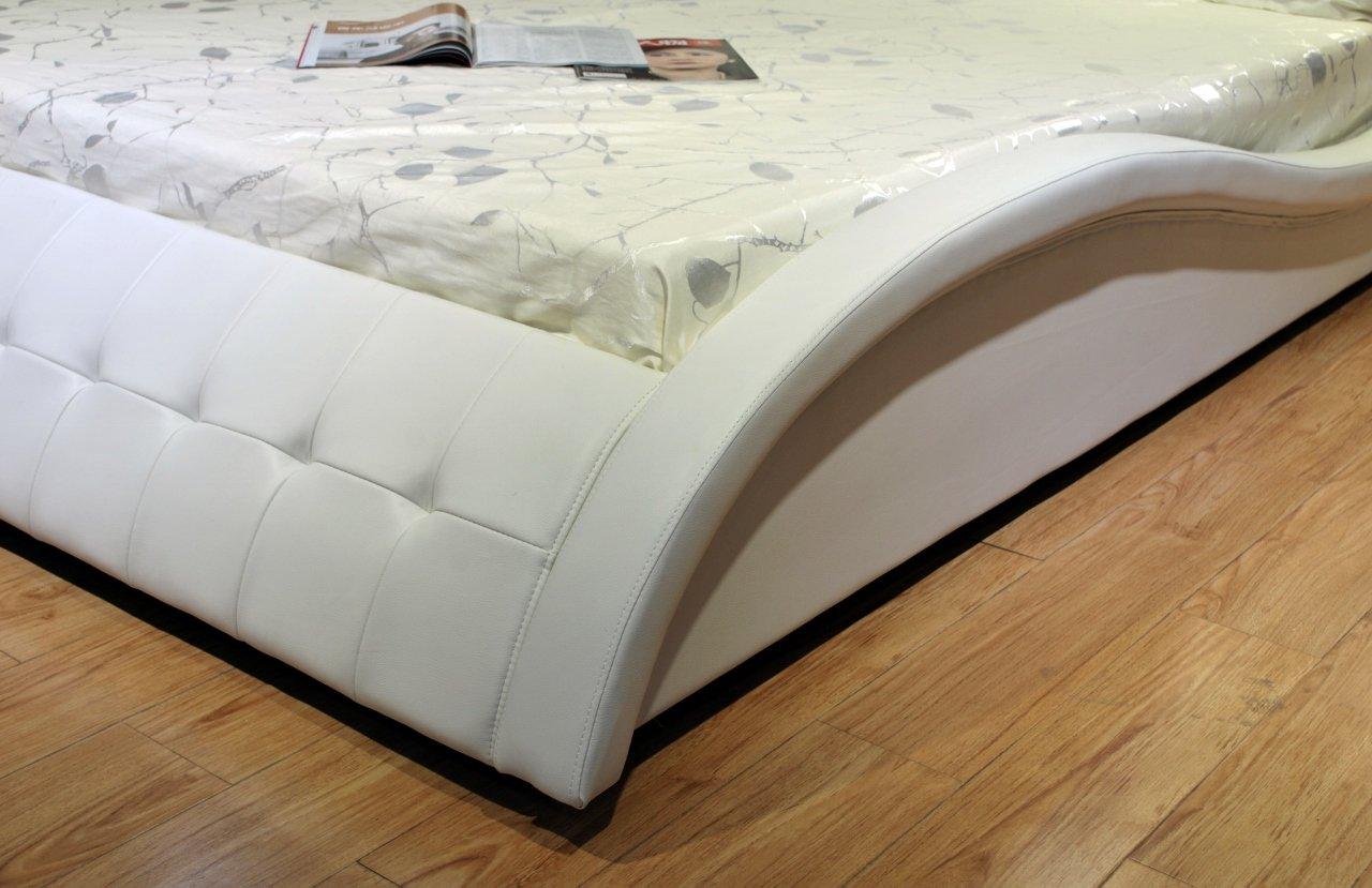 Wave-Shape bed frame review