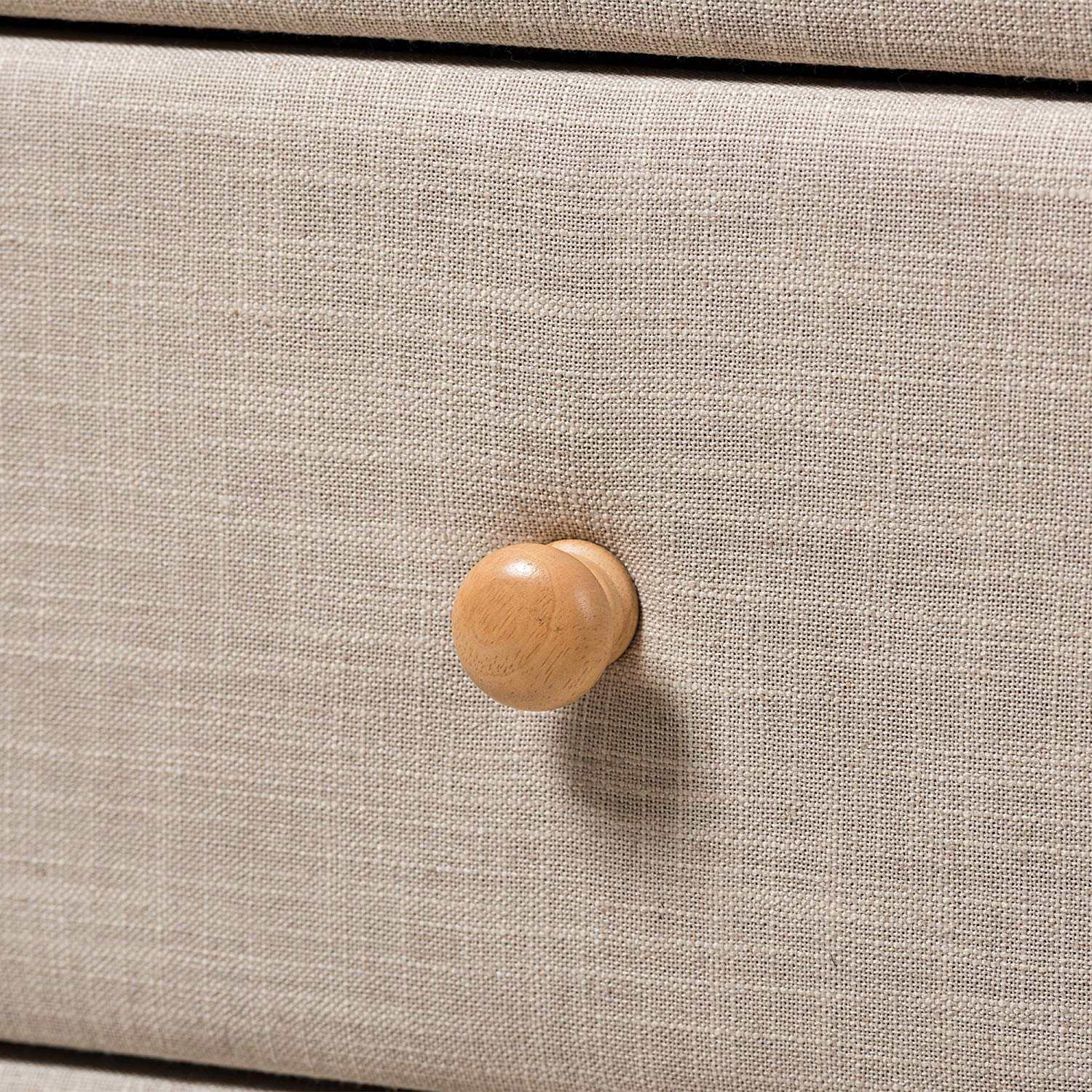 six drawer dresser with natural oak buttons drawer pulls