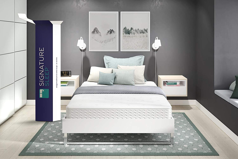 8 inch mattress by signature sleep