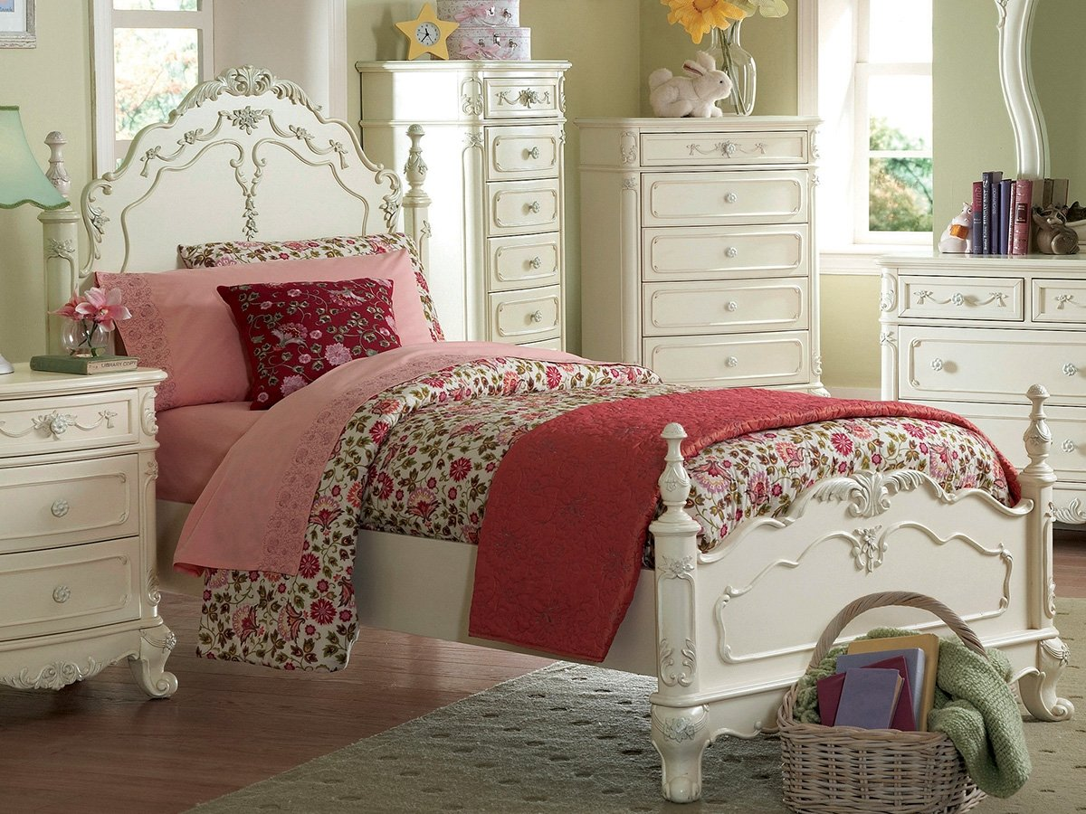 Home Elegance Cinderella 5 Piece Bedroom Set Review