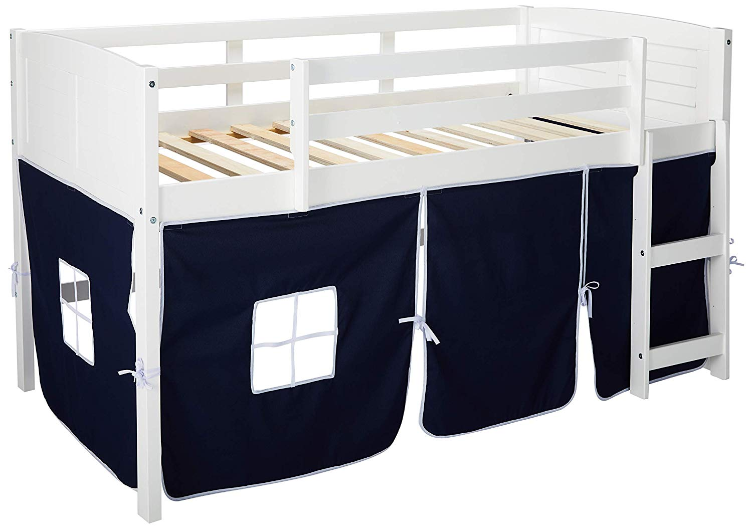 Donco Kids twin loft bed with storage