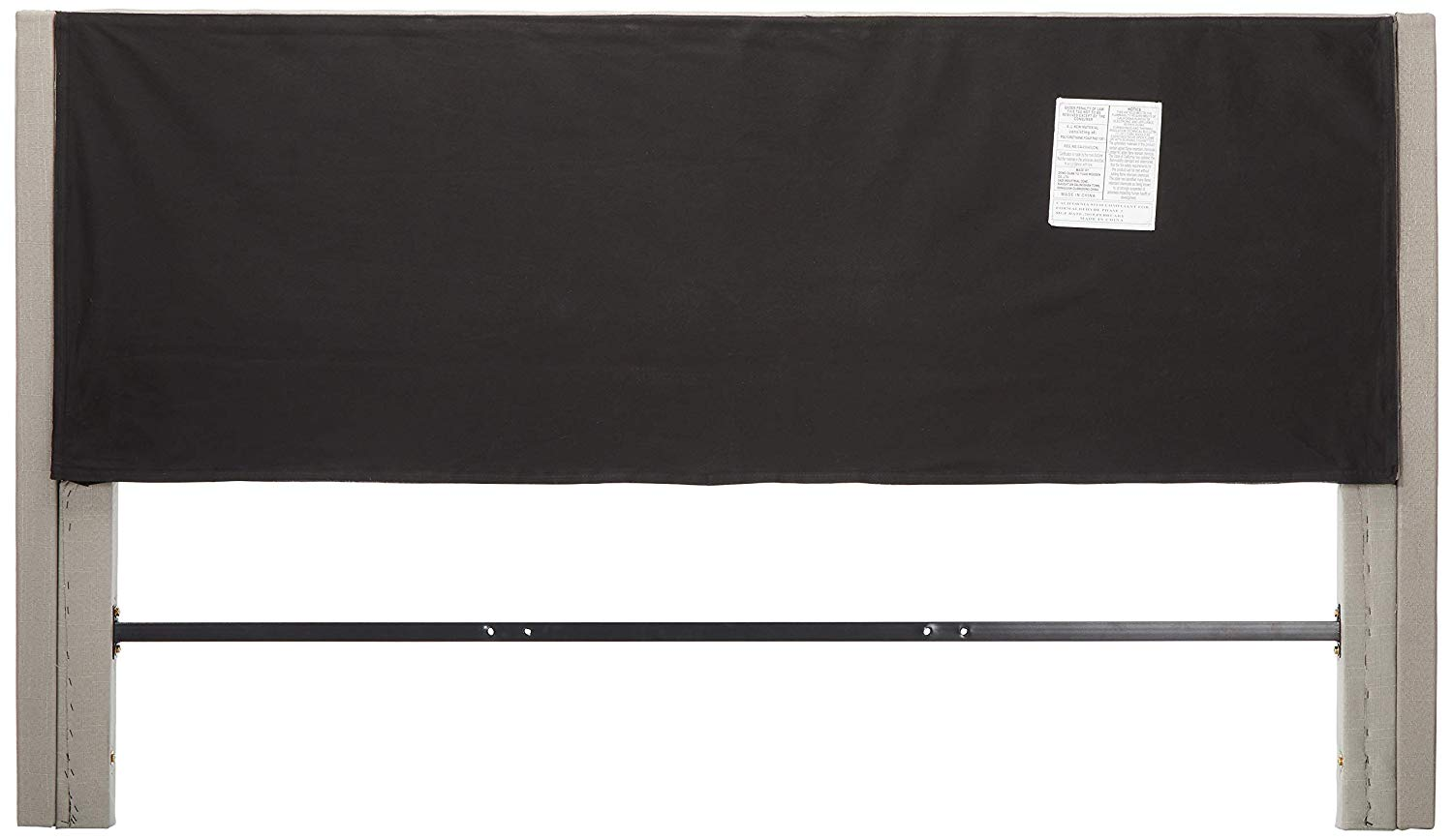 Life Home 51 inch Tall Headboard Back Side